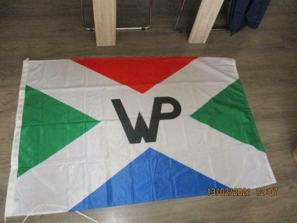 WP vlag