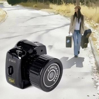 Mini Full HD DVR Videocamera