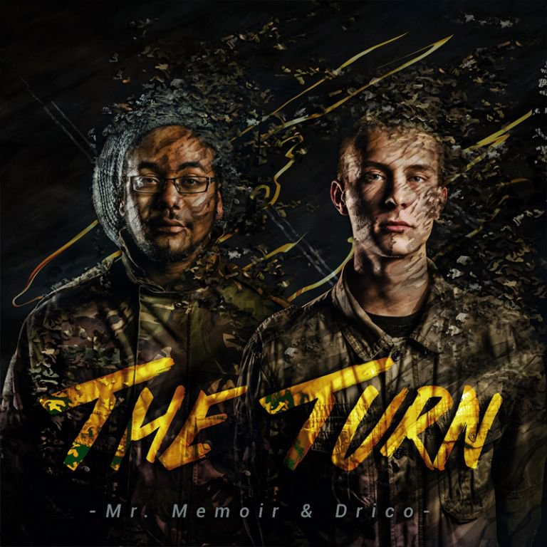 Mr. Memoir & Drico - The Turn