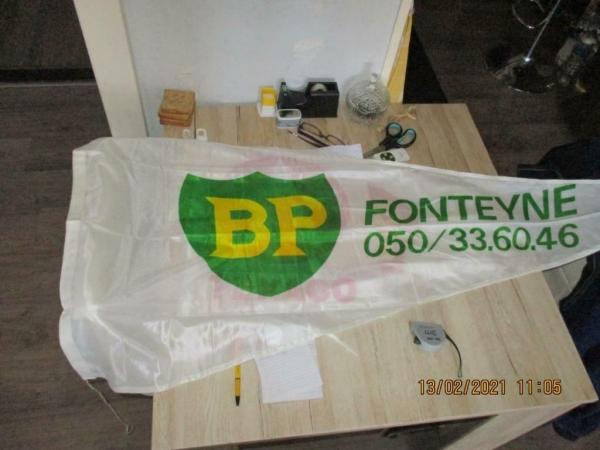 vlag BP