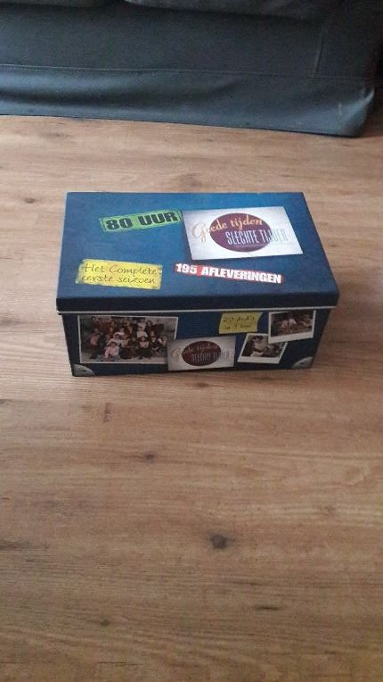Dvd box van gtst box 1