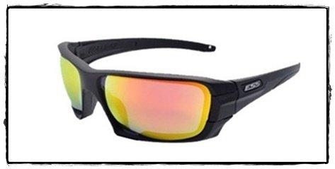 Nieuwe zonnebril met 4 verwisselbare lenzen