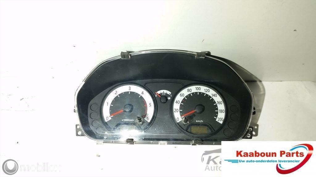 Tellerklok / kilometerteller Kia Picanto 1.1 CRDI 2004 -2011
