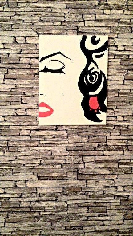 Schilderij pop art