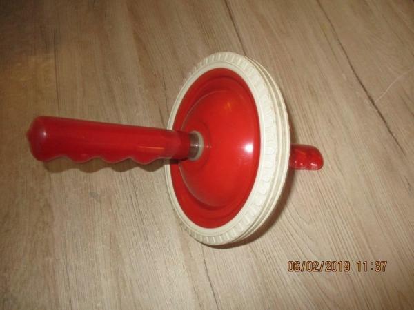 retro 1 wiel roller voor de fitness
