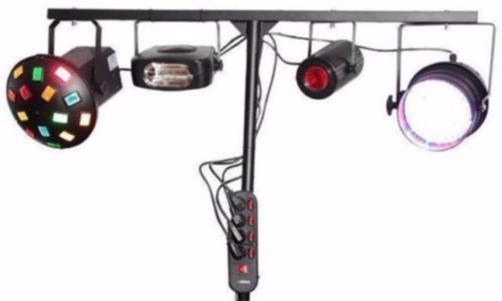 Complete Plug en Play Licht Set No 1 (192)