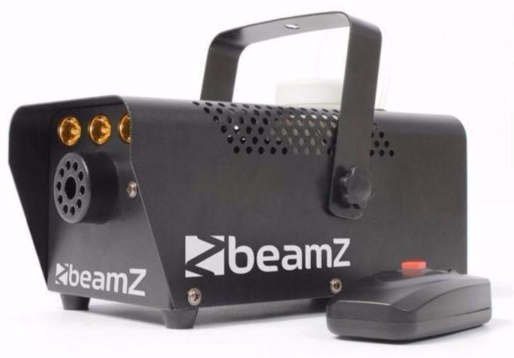 Rookmachine met Vlameffect S700-LED (426T)