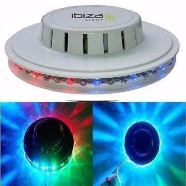 UFO licht effect met alle kleuren (366B)