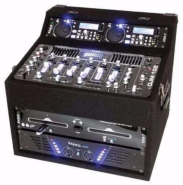 Disco set Ibiza DJ1000 (029-B)
