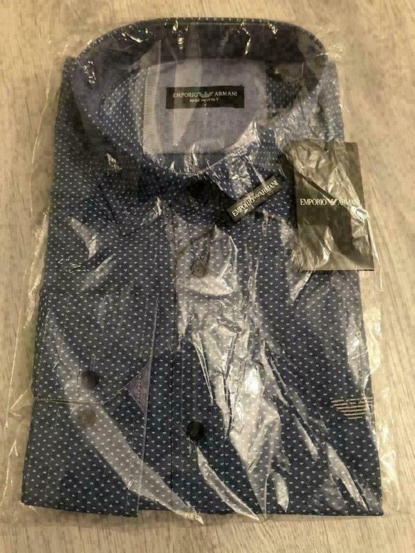 Emporio Armani Overhemd