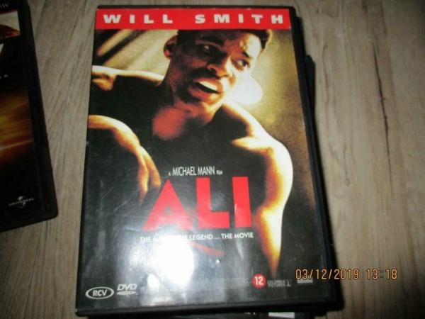 Dvd ali 2002 158 minuten aliregie michael mann met o.a. Wil