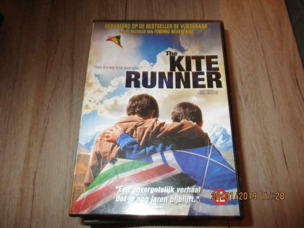 dvd kite runner