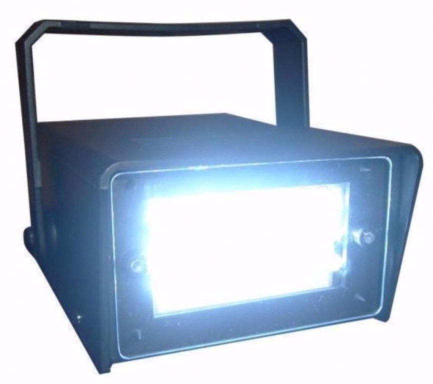 Mini Led Stroboscoop (002B)