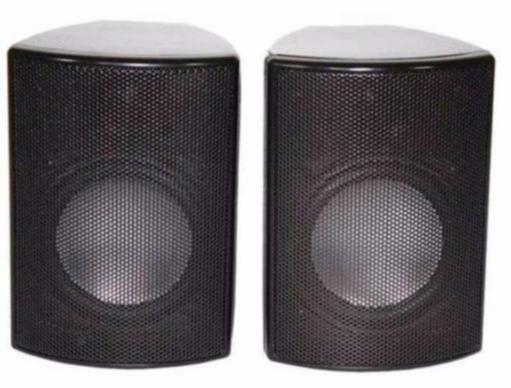 Kleine Surround speakers 2 x 40 Watt (023B)