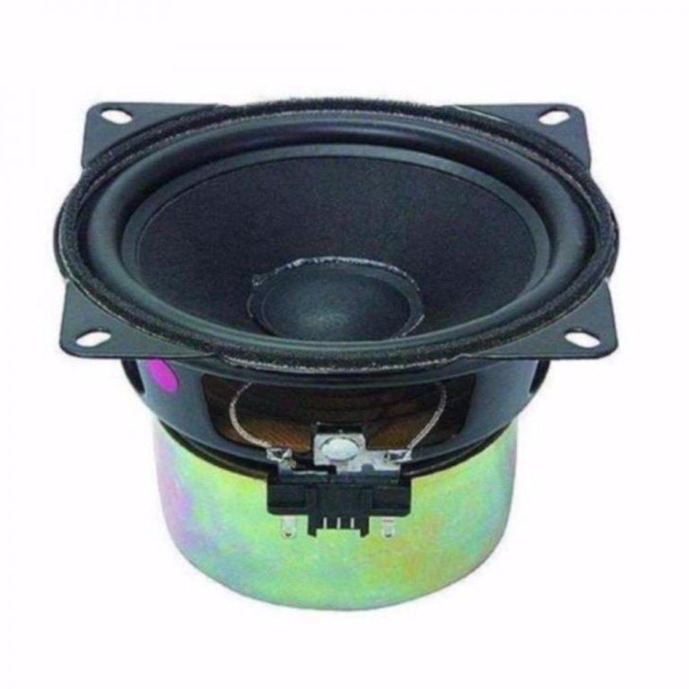 Bas speaker 10cm 35 Watt 4 Ohm (9904-D)