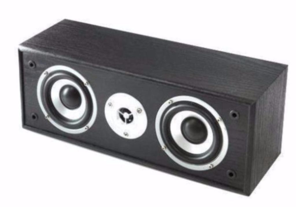 5,1 Surround Speaker Set Zwart (000-B)