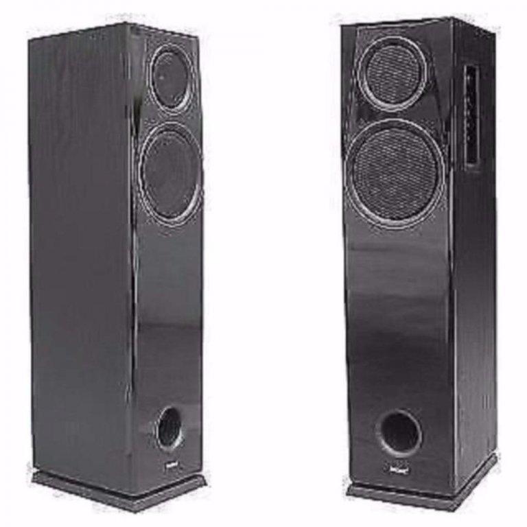2 weg speakers 2 x 100watt Rms Pianolak,
