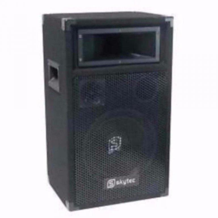3-Weg Disco PA speaker 10Inch 500Watt (764)