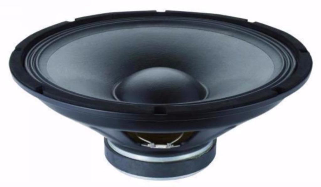 Bas speaker 30 cm 250 Watt 8 Ohm (7206-D)