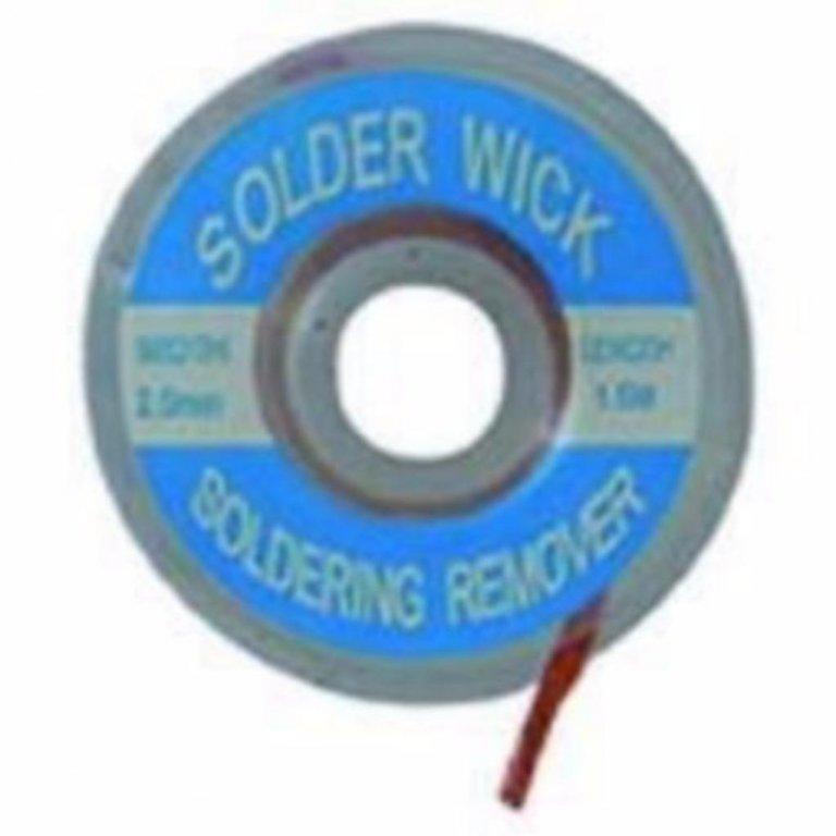 Desoldeer litze 2.5 mm 1,5 meter