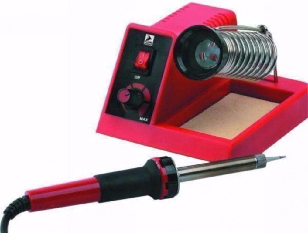 Soldeer set 58 watt met extra tip (038D)