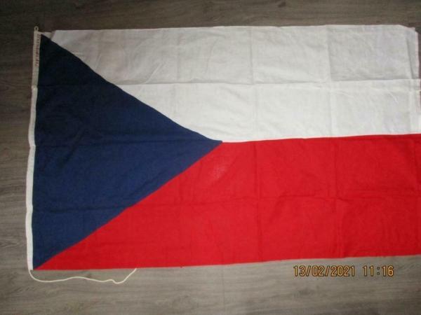 Tsjechië land vlag 150 x 90
