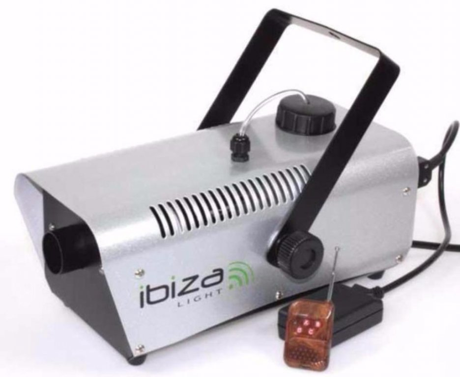 Rook machine 800 Watt met afstand bediening (100B)