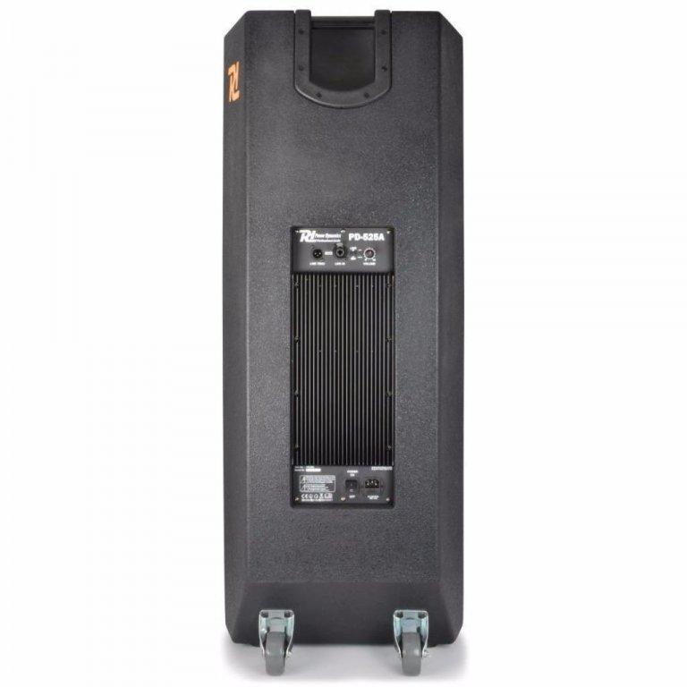 Power Dynamics PD-525A Actieve Speaker 2x 15inch 1200W (905T