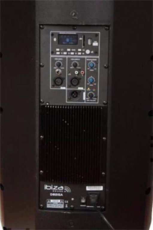 Professionele Actieve Speaker Bleutooth-usb-sd (2476B)