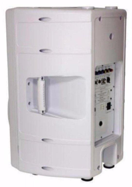 Actieve speaker 12 Inch 30 Cm 600 Watt (MK12A-WH)