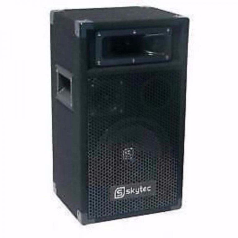 3-Weg Disco PA speaker 8Inch 400Watt (761)
