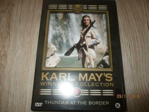 klassieke dvd Karl may winnetou