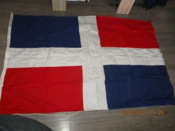 Dominicaanse republiek vlag 140 x 93 Vlag