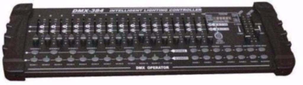 24 kanalen DMX controller (1844-B)