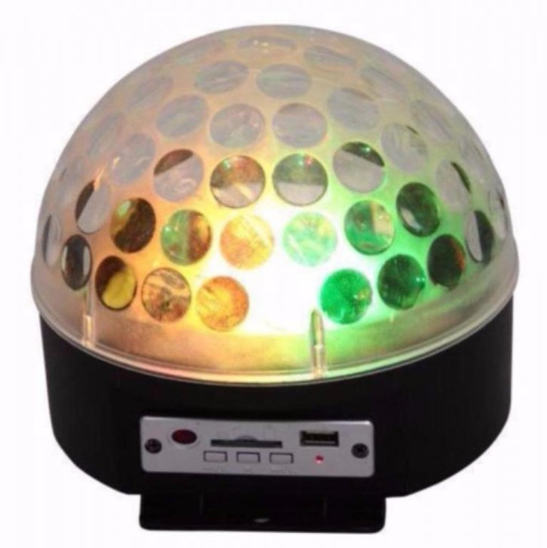 Asto 4 Led licht Effect met USB en Sd (362-B)