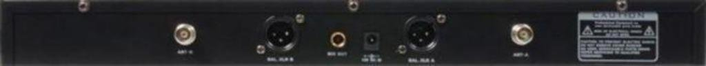 Draadloos Microfoonsysteem incl. 2 Microfoons (140-T)