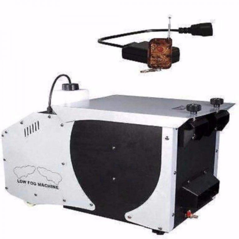 IJs gekoelde rook machine met afstand bediening (110B)