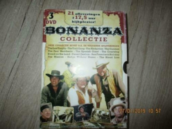 DVD, Box Bonanza