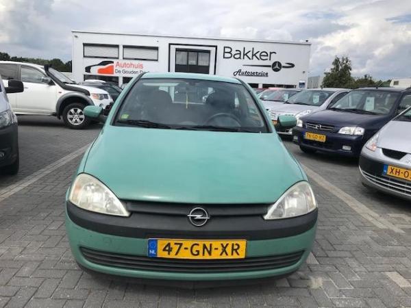 Opel Corsa 1.0-12V Comfort