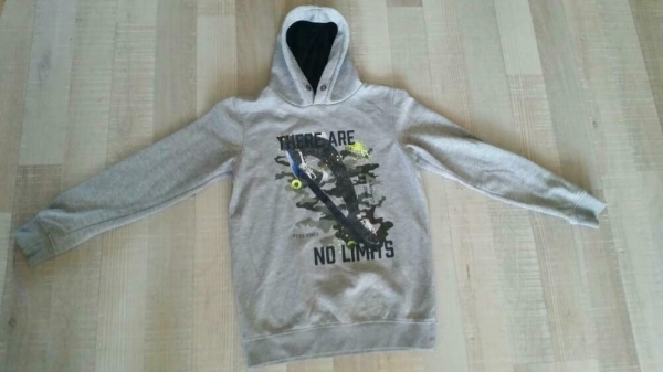 Hoody Sweater CHAPTER YOUNG Mt. 158 / 164 12-14 jr.