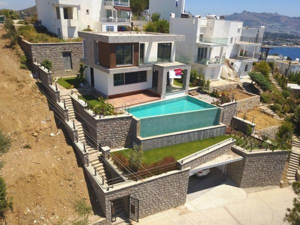 Ultra lux appartement in het centrum Van Kusadasi. (Turkije).