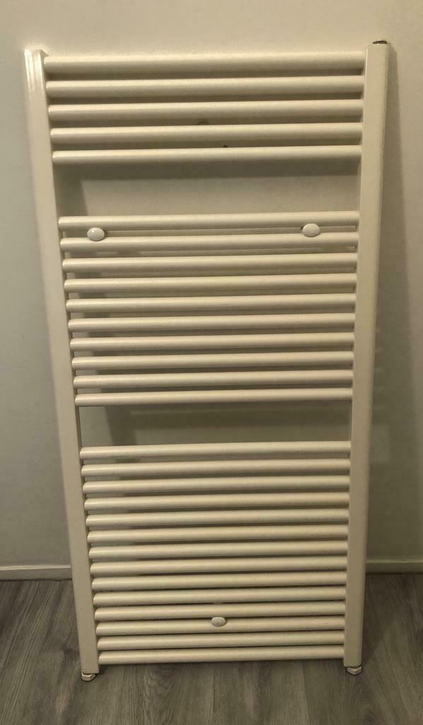Designradiator wit 120x59 cm