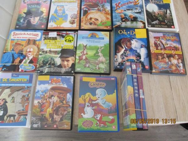 dvd `s diverse kinderfilms