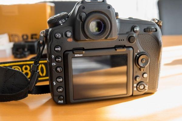 Nikon D850 in originele verpakking