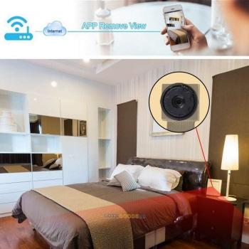 Mini draadloze P2P netwerk camera