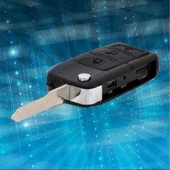 Auto sleutel met Mini Camera