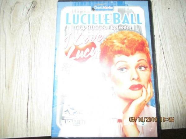 klassieker dvd box Lucille Ball