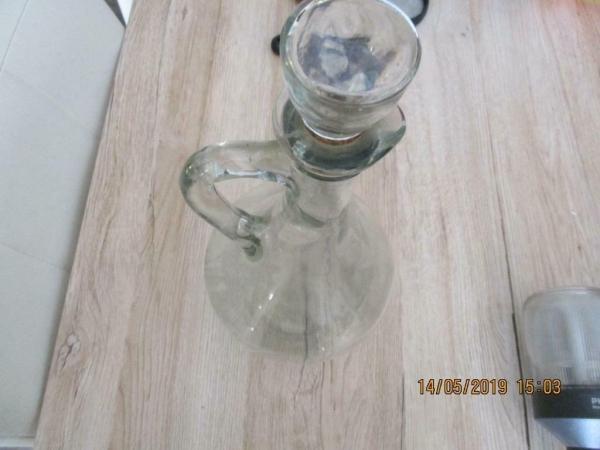 Wijn karaf van ruim een liter