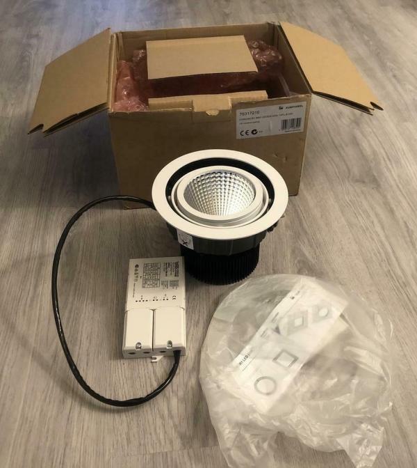Zumtobel downlight/spot/schijnwerper PANOS | Zumtobel PANOS