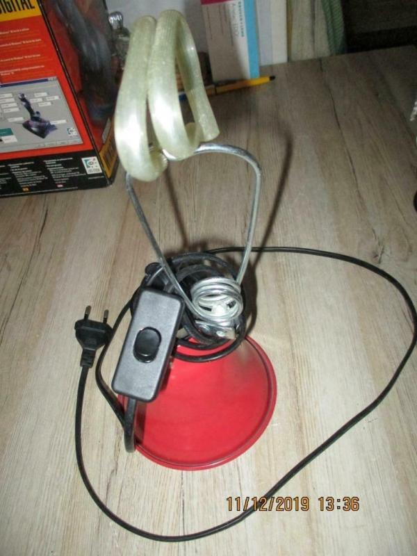 klem lamp, overal voor te gebruiken